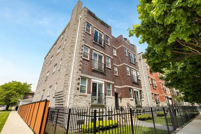 4858 S Champlain Avenue 1S, Chicago, IL 60615 (MLS #10719425) :: Property Consultants Realty