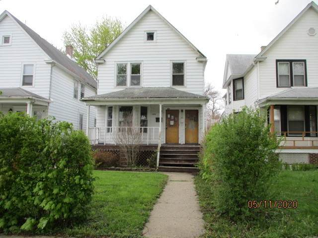 1318 Otto Boulevard, Chicago Heights, IL 60411 (MLS #10719537) :: John Lyons Real Estate