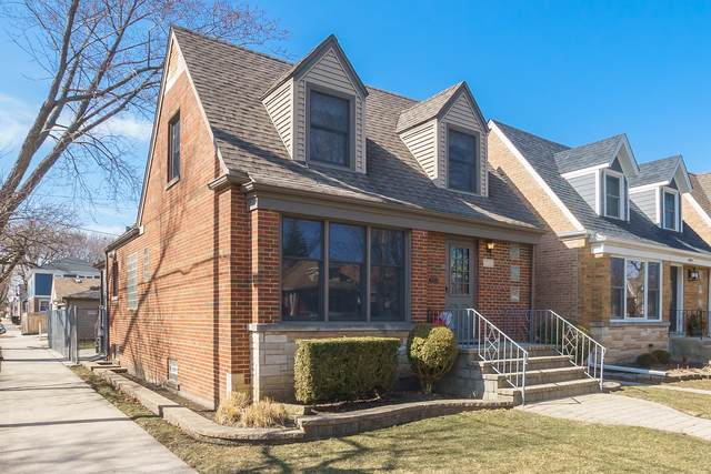 6000 N Marmora Avenue, Chicago, IL 60646 (MLS #10719555) :: Littlefield Group