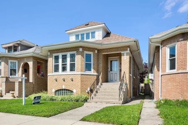 3046 N Marmora Avenue, Chicago, IL 60634 (MLS #10719654) :: Littlefield Group