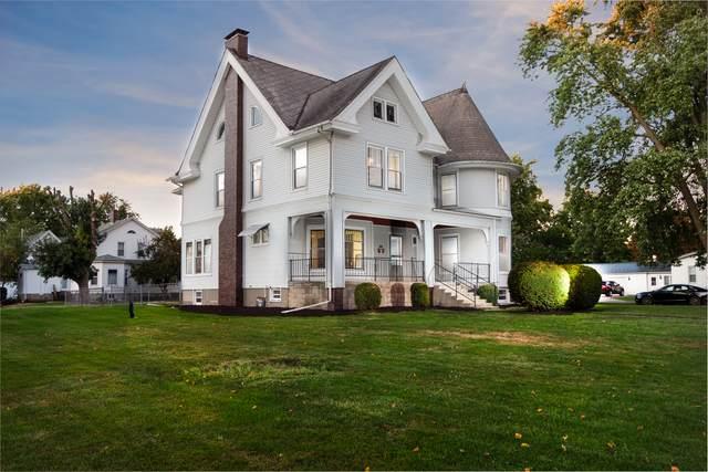 409 E High Street, Odell, IL 60460 (MLS #10719852) :: John Lyons Real Estate