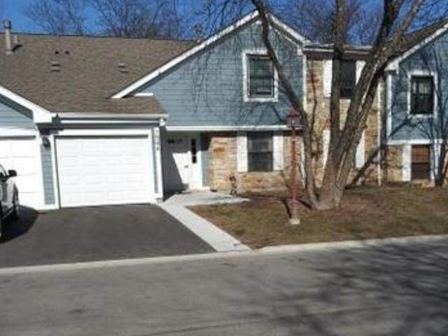 1544 Williamsburg Drive A1, Schaumburg, IL 60193 (MLS #10719865) :: Property Consultants Realty