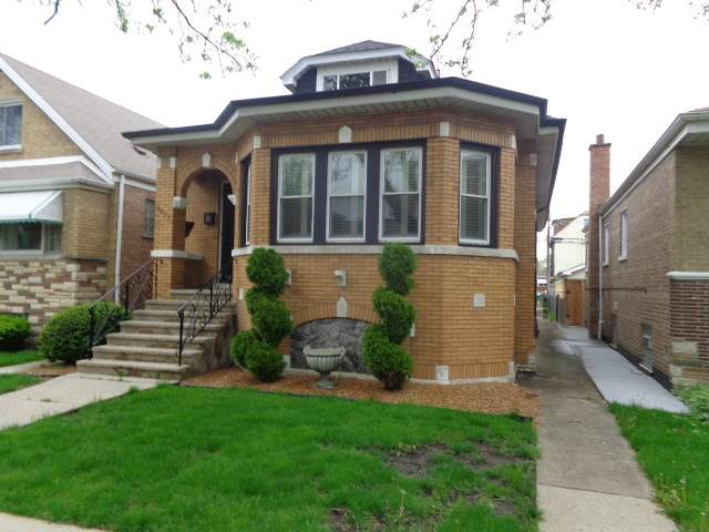 5027 S Kostner Avenue, Chicago, IL 60632 (MLS #10719867) :: Littlefield Group
