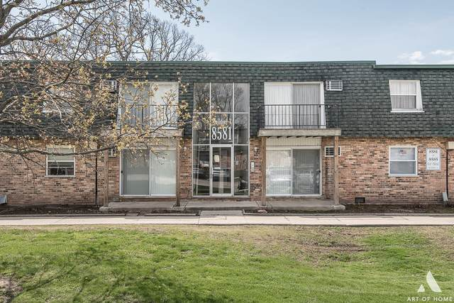 8581 101st Terrace 7-307, Palos Hills, IL 60465 (MLS #10719907) :: The Wexler Group at Keller Williams Preferred Realty