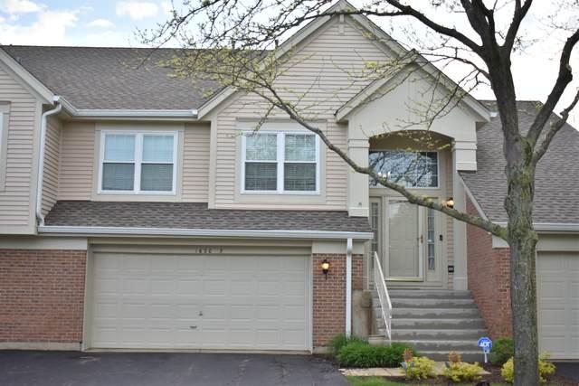 1620 Columbia Circle #3, Bartlett, IL 60103 (MLS #10719913) :: John Lyons Real Estate