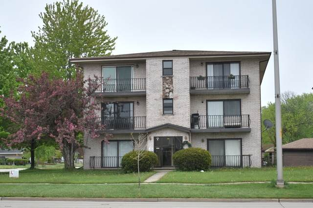 8125 W 87th Street 2E, Hickory Hills, IL 60457 (MLS #10719934) :: The Wexler Group at Keller Williams Preferred Realty