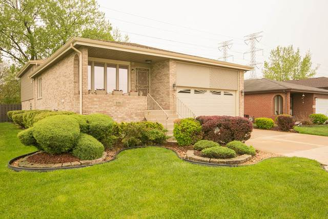 371 Campbell Avenue, Calumet City, IL 60409 (MLS #10719963) :: Property Consultants Realty