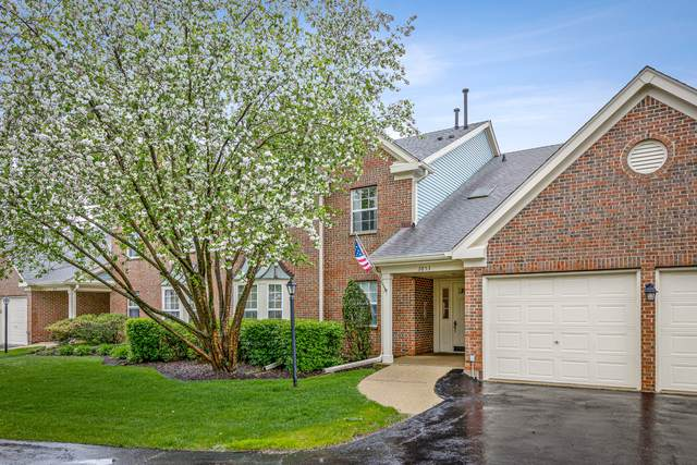 2853 Meadow Lane D, Schaumburg, IL 60193 (MLS #10719981) :: Property Consultants Realty