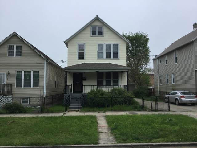 7849 S Woodlawn Avenue, Chicago, IL 60619 (MLS #10719990) :: Littlefield Group