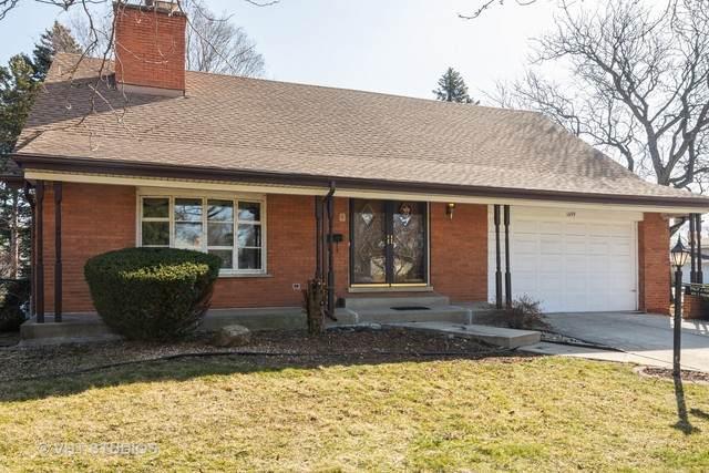 1499 Phoenix Drive, Des Plaines, IL 60018 (MLS #10720023) :: Property Consultants Realty
