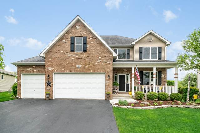 912 Wells Drive, Sycamore, IL 60178 (MLS #10720035) :: Helen Oliveri Real Estate