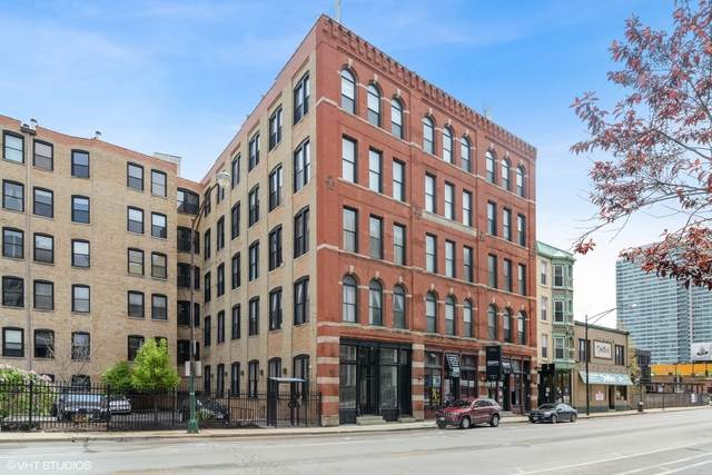 525 N Halsted Street #201, Chicago, IL 60642 (MLS #10720047) :: Century 21 Affiliated