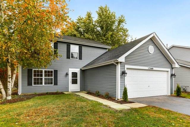 13660 S Jonesport Circle, Plainfield, IL 60544 (MLS #10720151) :: Janet Jurich