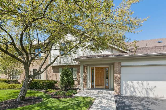 950 Ivy Lane C, Deerfield, IL 60015 (MLS #10720277) :: The Spaniak Team