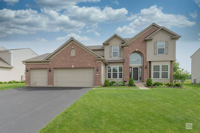 2412 Emerald Lane, Yorkville, IL 60560 (MLS #10720286) :: O'Neil Property Group