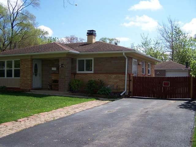 249 George Road, Wheeling, IL 60090 (MLS #10720365) :: Littlefield Group