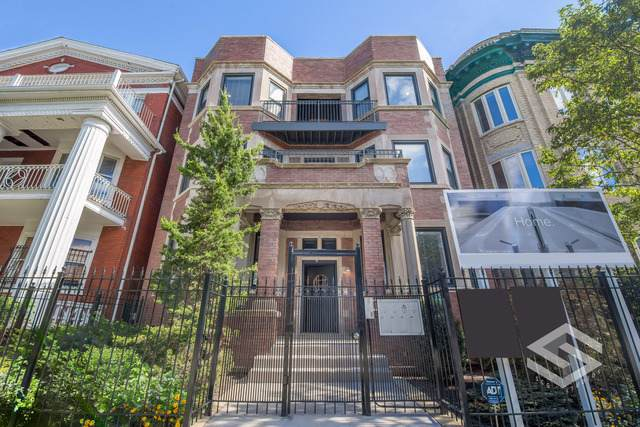 4753 S Forrestville Avenue 3NS, Chicago, IL 60615 (MLS #10720387) :: Littlefield Group