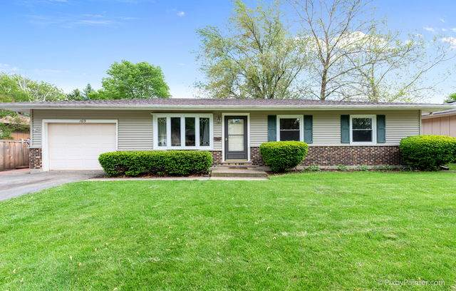 103 Diane Drive, Streamwood, IL 60107 (MLS #10720482) :: Property Consultants Realty