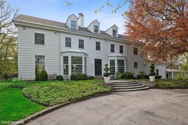 1140 Sheridan Road, Glencoe, IL 60022 (MLS #10720495) :: Property Consultants Realty