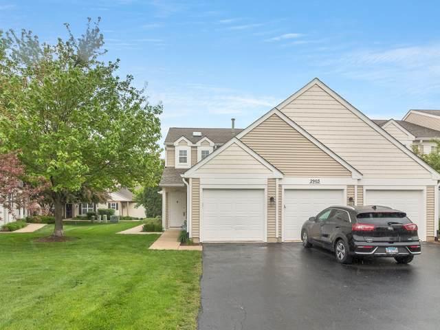 2903 Bartlett Court #204, Naperville, IL 60564 (MLS #10720556) :: Lewke Partners