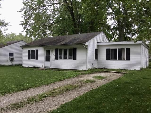 1152 Eastview Drive, Rantoul, IL 61866 (MLS #10720672) :: Ryan Dallas Real Estate