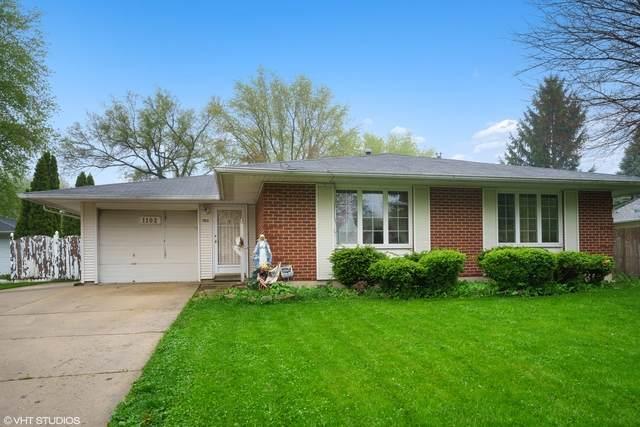 1102 Meadow Lane, Streamwood, IL 60107 (MLS #10720743) :: Janet Jurich