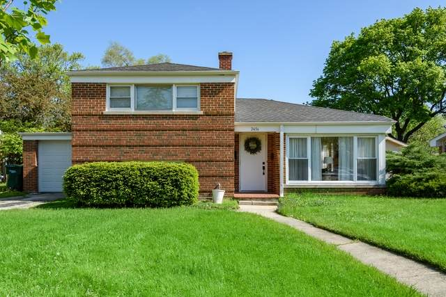2436 Walters Avenue, Northbrook, IL 60062 (MLS #10720755) :: Helen Oliveri Real Estate
