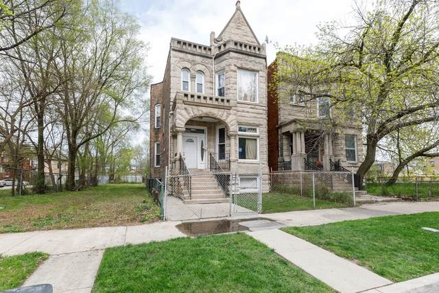 4419 S Vincennes Avenue, Chicago, IL 60653 (MLS #10720769) :: Littlefield Group