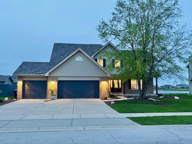 1487 N Eagles Landing North, Manteno, IL 60950 (MLS #10720892) :: BN Homes Group