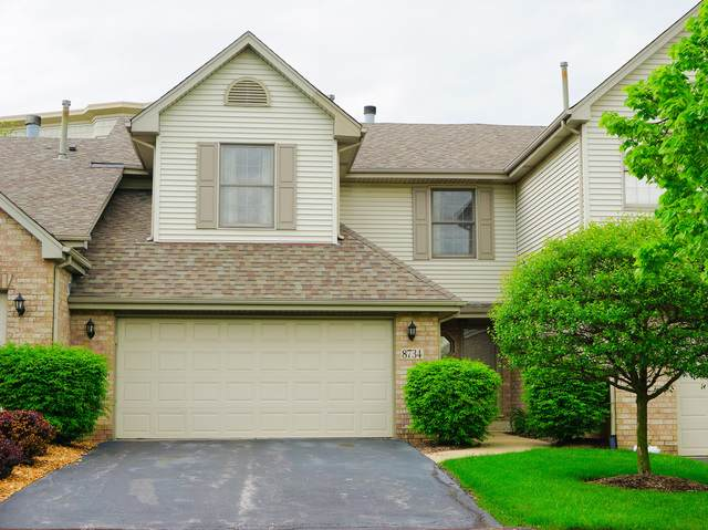 8734 Crystal Creek Drive #0, Orland Park, IL 60462 (MLS #10720968) :: Littlefield Group