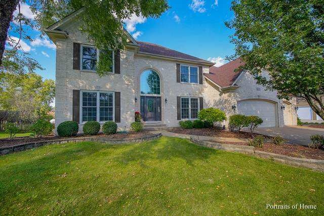 4607 Clearwater Lane, Naperville, IL 60564 (MLS #10720969) :: Ani Real Estate