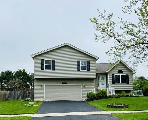 24849 Vermette Road, Plainfield, IL 60585 (MLS #10721003) :: Littlefield Group