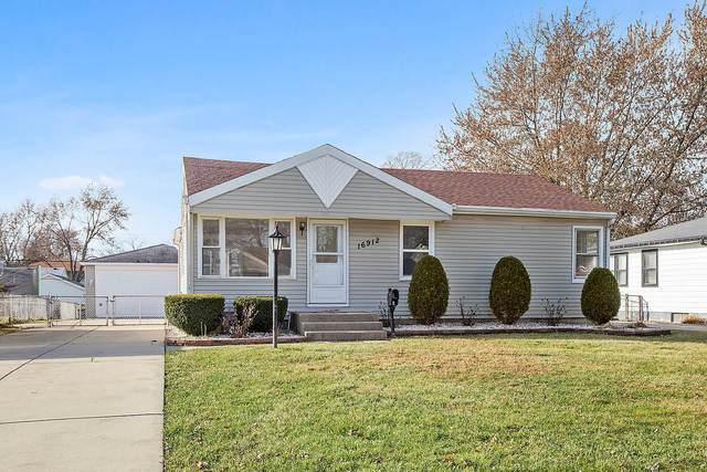 16912 Forest View Drive, Tinley Park, IL 60477 (MLS #10721057) :: Property Consultants Realty