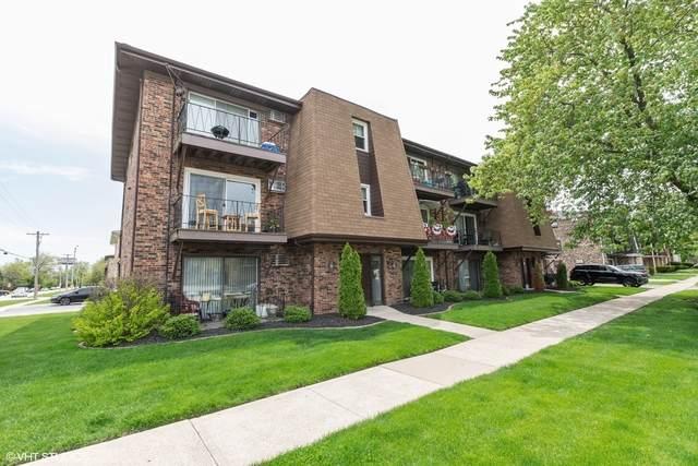 7005 W 99th Street #3, Chicago Ridge, IL 60415 (MLS #10721093) :: Littlefield Group