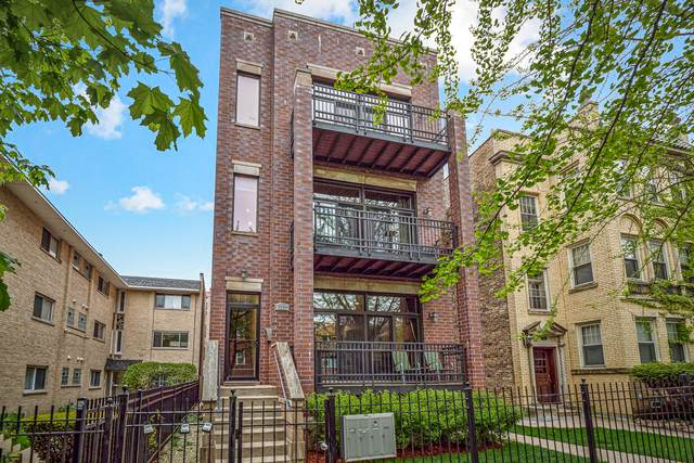 5537 N Campbell Avenue #1, Chicago, IL 60625 (MLS #10721111) :: Property Consultants Realty
