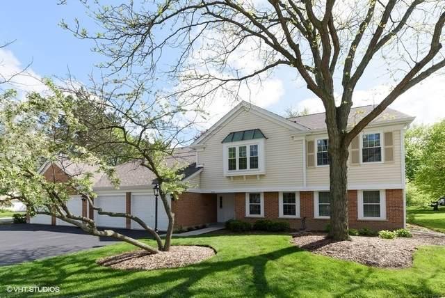 673 Pembridge Lane C, Prospect Heights, IL 60070 (MLS #10721232) :: Touchstone Group