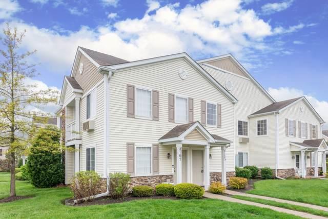 2123 Silverstone Drive #2123, Carpentersville, IL 60110 (MLS #10721235) :: Knott's Real Estate Team