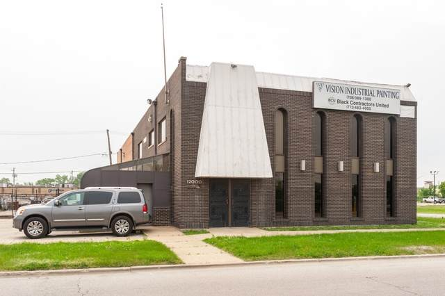 12000 Marshfield Avenue, Calumet Park, IL 60827 (MLS #10721249) :: Property Consultants Realty