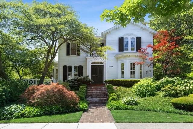 1332 Forest Avenue, Evanston, IL 60201 (MLS #10721274) :: Ryan Dallas Real Estate