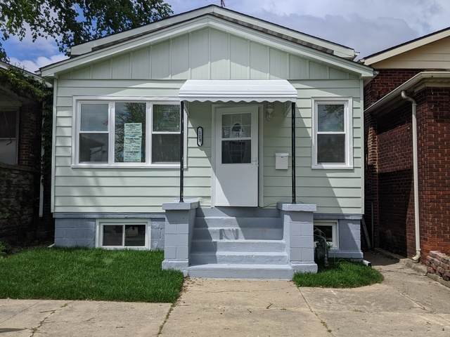 123 E 25th Street, Chicago Heights, IL 60411 (MLS #10721307) :: Century 21 Affiliated