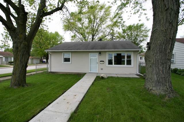 3234 Miller Avenue, South Chicago Heights, IL 60411 (MLS #10721404) :: Littlefield Group