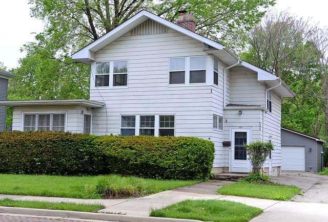 401 Christie Street, Ottawa, IL 61350 (MLS #10721421) :: John Lyons Real Estate