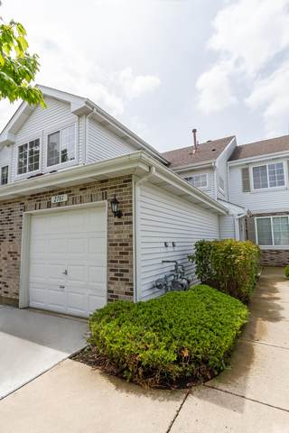 2761 Odlum Drive #4, Schaumburg, IL 60194 (MLS #10721451) :: Property Consultants Realty