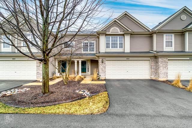 684 Lancaster Drive, Pingree Grove, IL 60140 (MLS #10721494) :: Knott's Real Estate Team
