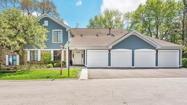403 Sandalwood Lane D1, Schaumburg, IL 60193 (MLS #10721505) :: Angela Walker Homes Real Estate Group