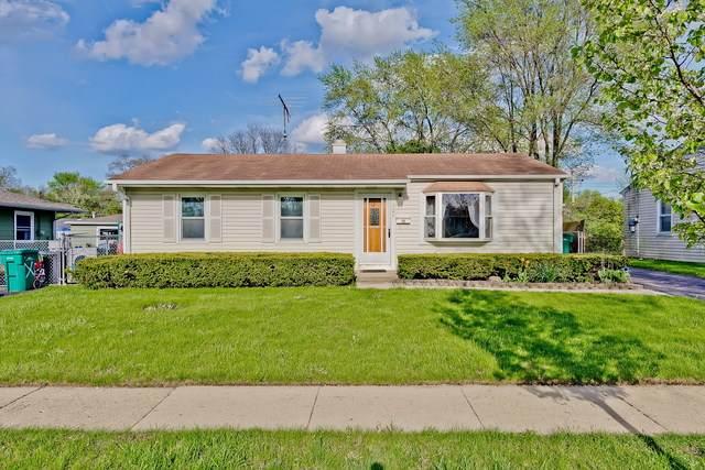327 Hiawatha Street, Buffalo Grove, IL 60089 (MLS #10721571) :: Littlefield Group