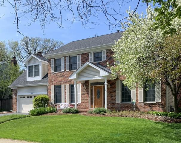 422 Dunleer Drive, Cary, IL 60013 (MLS #10721639) :: Property Consultants Realty