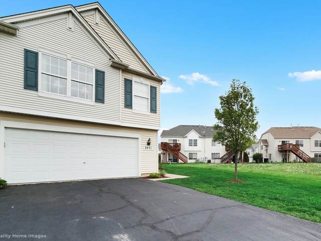 2431 Saddle Ridge Drive, Joliet, IL 60432 (MLS #10721644) :: Property Consultants Realty