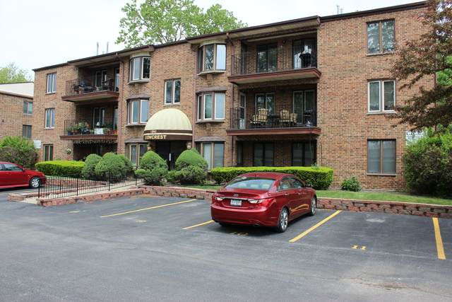 13543 Lamon Avenue #303, Crestwood, IL 60418 (MLS #10721690) :: The Mattz Mega Group