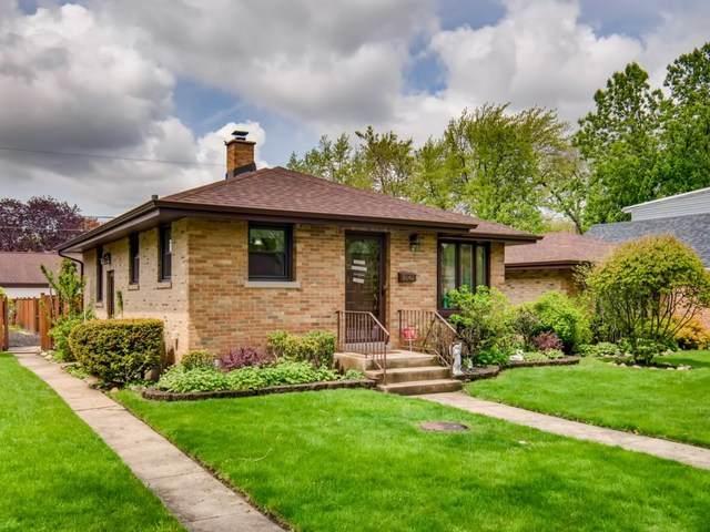 9040 Mcvicker Avenue, Morton Grove, IL 60053 (MLS #10721757) :: Property Consultants Realty